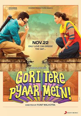 فيلم gori tere pyaar mein مترجم