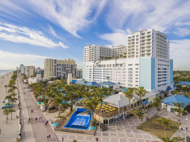 Margaritaville Hollywood Beach Resort is in Hollywood Beach, Florida and is a top Florida beach destination! Enjoy upscale dining, entertainment and more.