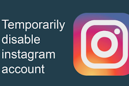 How to Disable My Instagram