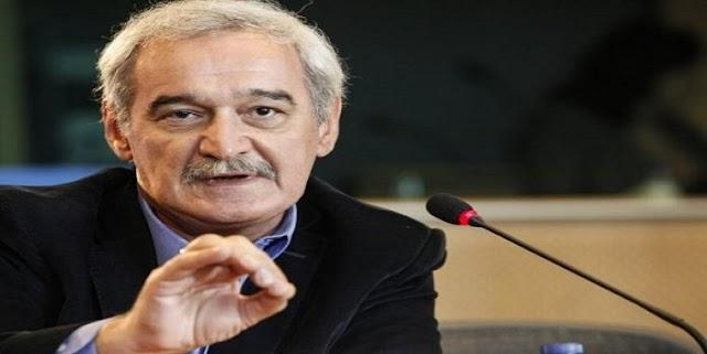 """Νίκος Χουντής: «Η Ελλάδα θα βρίσκεται σε ένα διαρκές """"ευρωμνημόνιο""""»"""