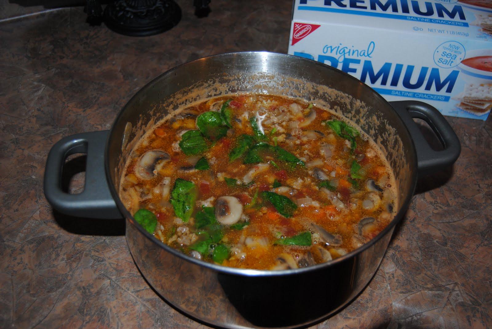 Happy Family Recipes: Hearty Italian Sausage Soup
