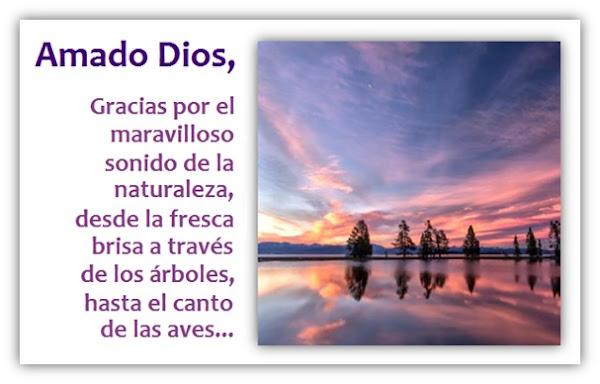 Oración para un Nuevo Día - Para Tener una Maravillosa Jornada con Dios
