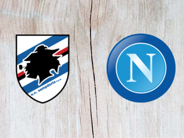 Sampdoria vs Napoli  Full Match & Highlights 02 September 2018