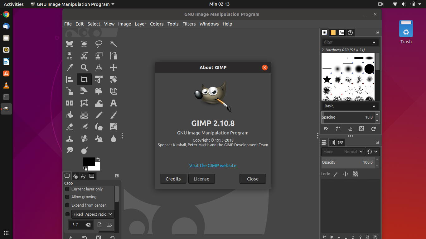 Gimp 2.0 Install Gimp 2 10 8 On Ubuntu 18 04 Bionic Beaver And Ubuntu