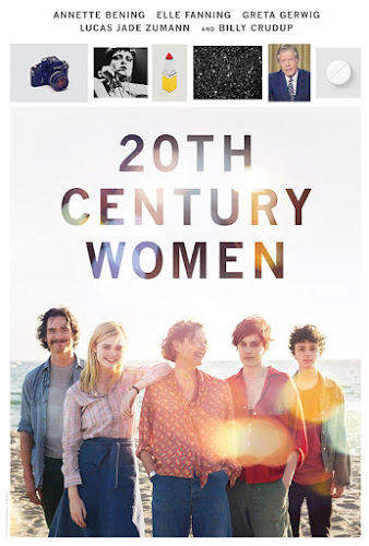 20th Century Women (BRRip 1080p Dual Latino / Ingles) (2016)