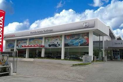 Lowongan Kerja Pekanbaru : Honda Arista Sudirman Juli 2017