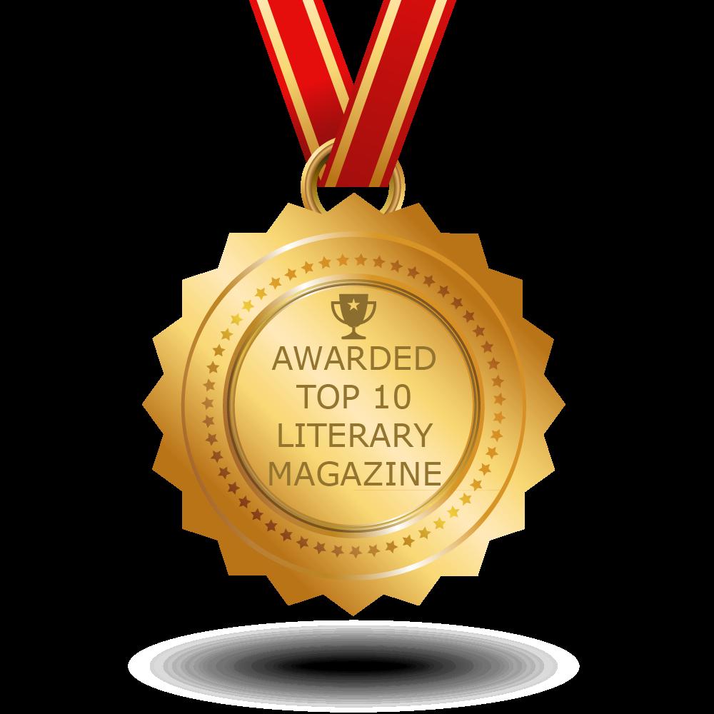 Top 10 Literary Magazines, Publications & Ezines To Follow