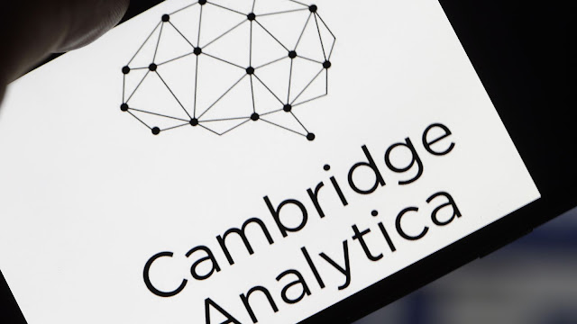 A Cambridge Analytica também está assistindo ao testemunho de Zuckerberg.