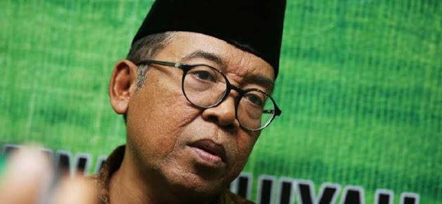 PBNU Imbau Peneriak 'Ganti Presiden' Minta Maaf ke Habib Luthfi