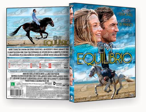 DVD-R EM EQUILIBRIO 2018 – AUTORADO