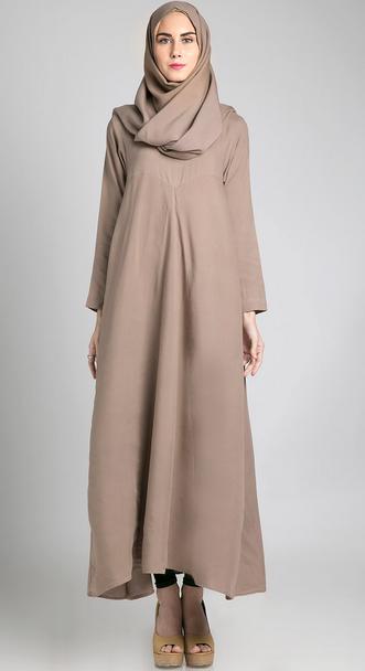 Baju Hamil Muslimah Untuk Lebaran Dress