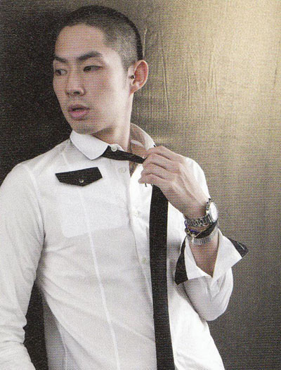 Important asian buzz cuts curiously