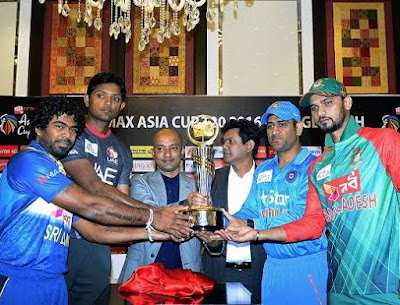 2016 Cricket T20 Asia Cup Schedule