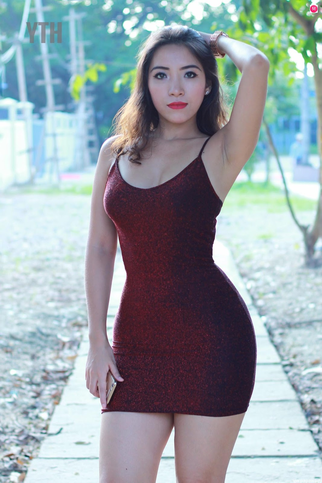 Nang Mwe San Snapshots,  Selfies and Photoshoot Weekly Collection