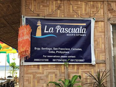 La Pascuala, Santiago Bay, Camotes Islands
