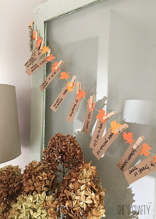 Fall Bucket List Banner