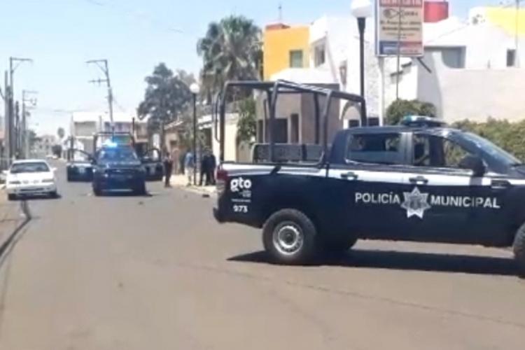 Comando acribilla a dos policías en Salamanca, uno fellecio