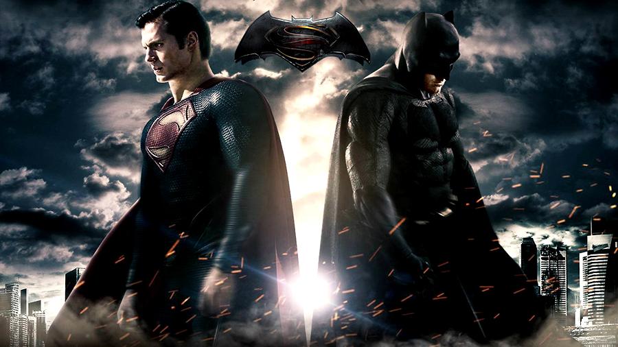 Henry Cavill şi Ben Affleck în rolurile principale din Batman v Superman: Dawn Of Justice