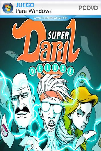 Super Daryl Deluxe PC Full