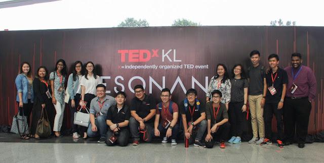 TEDxKL 2016, Resonance,