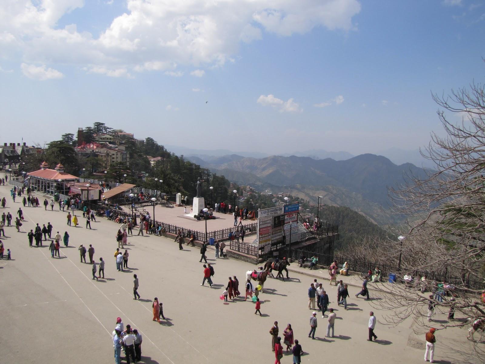 Hd Wall Of Humachal: Wallpaper Shimla