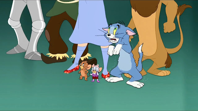 Tom and Jerry and The Wizard of Oz Full Movie In HINDI Dubbed [HD] (2011)