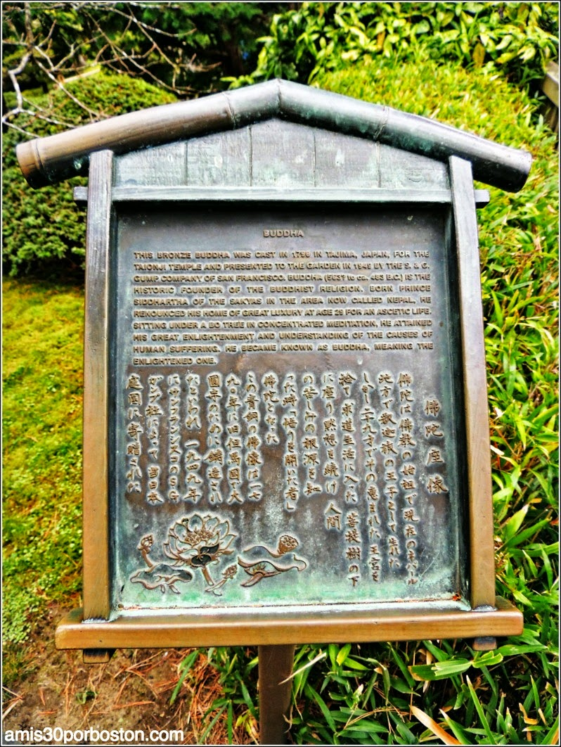 Buda, Japanese Tea Garden: San Francisco