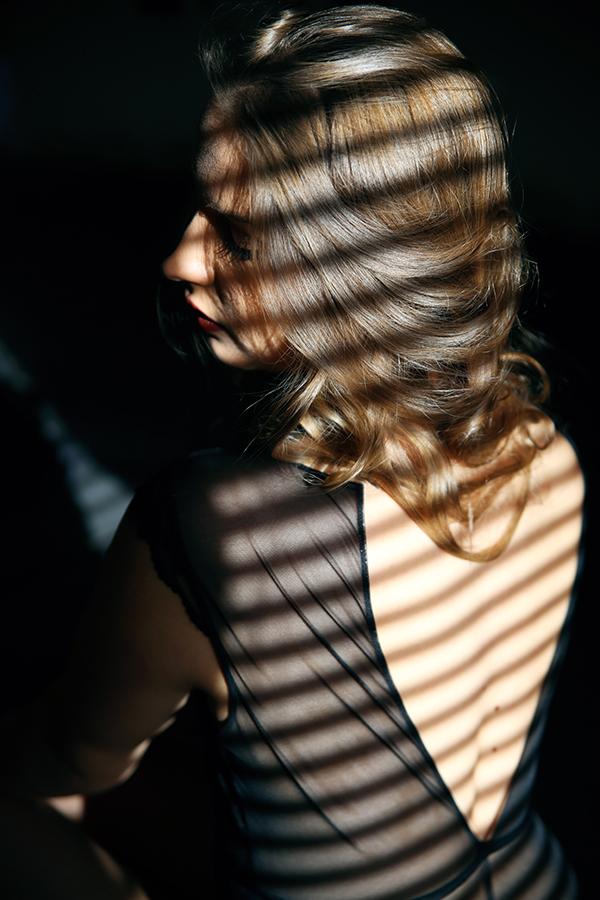 Schatten Fotografie Indoor Portrait