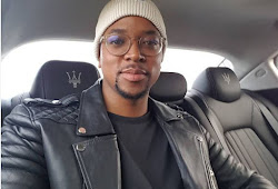Maps Maponyane Takes To Twitter Amid His Father's Assault Charges