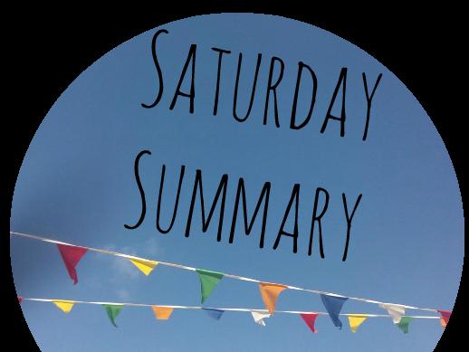 Saturday Summary #3