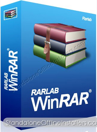 WinRAR 5.40 32-bit (x86) 64-bit (x64) Standalone Offline Installer for Windows | Mac OS X | Linux | logo