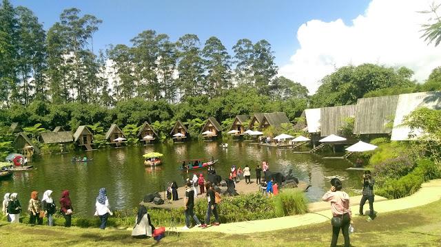 Wisata Alam Ke Dusun Bambu Cisarua Lembang, Temukan Semuanya Disini!