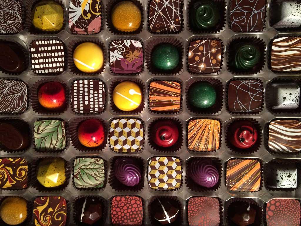 Lak-ai: World's Best Chocolate, Christopher Elbow Artisanal Chocolates