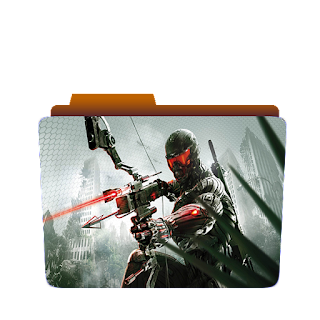 Preview of sniper, game, wallpaper, scene, official , folder icon