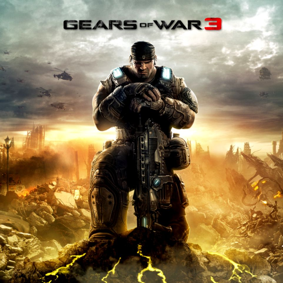 Gears Of War 3 Marcus Hd Games Wallpapers Smart Wallpapers