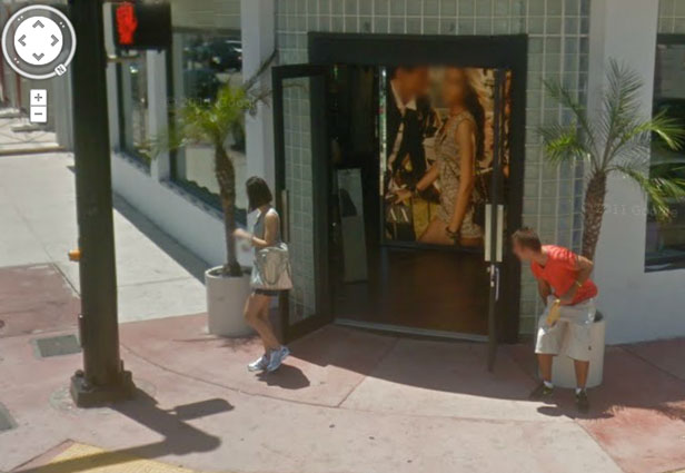 Most Hilarious Google Street View Photos