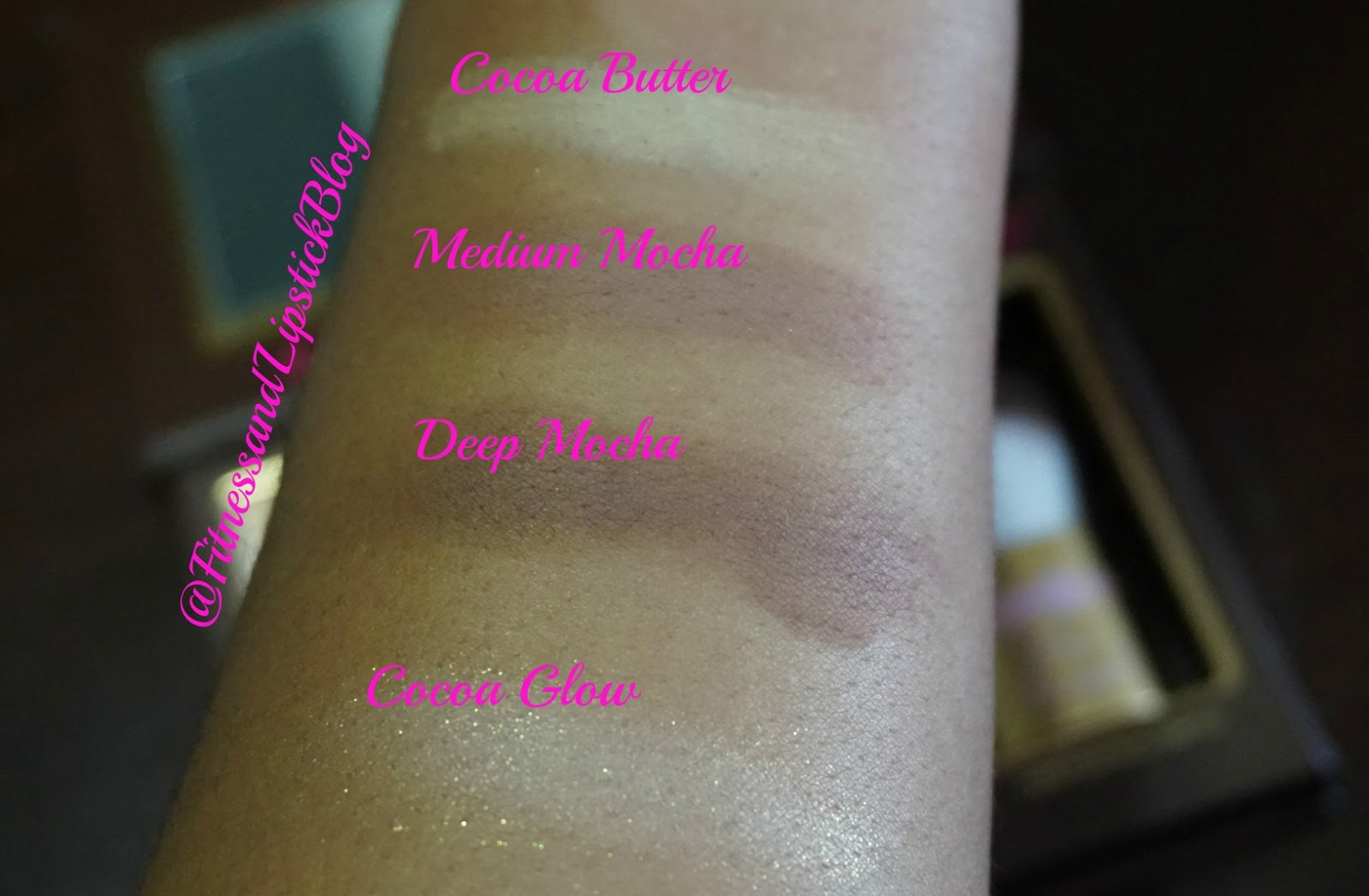Cocoa Contour Chiseled To Perfection by Too Faced #19