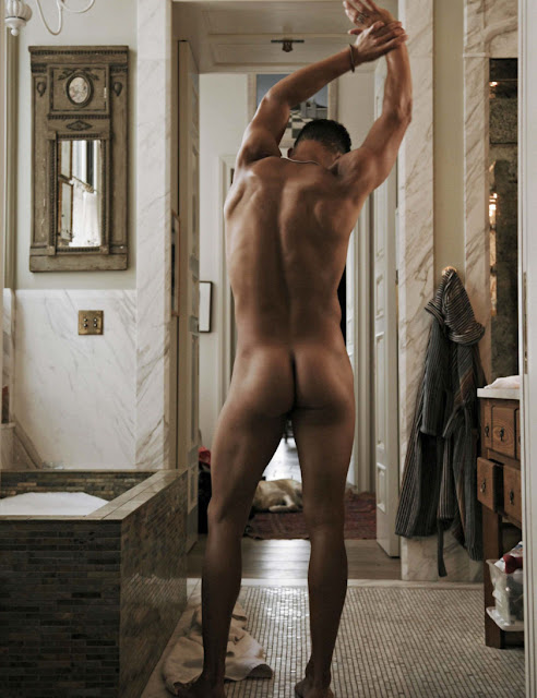 Kevin Johnson by Marcus Derricotté male model nude