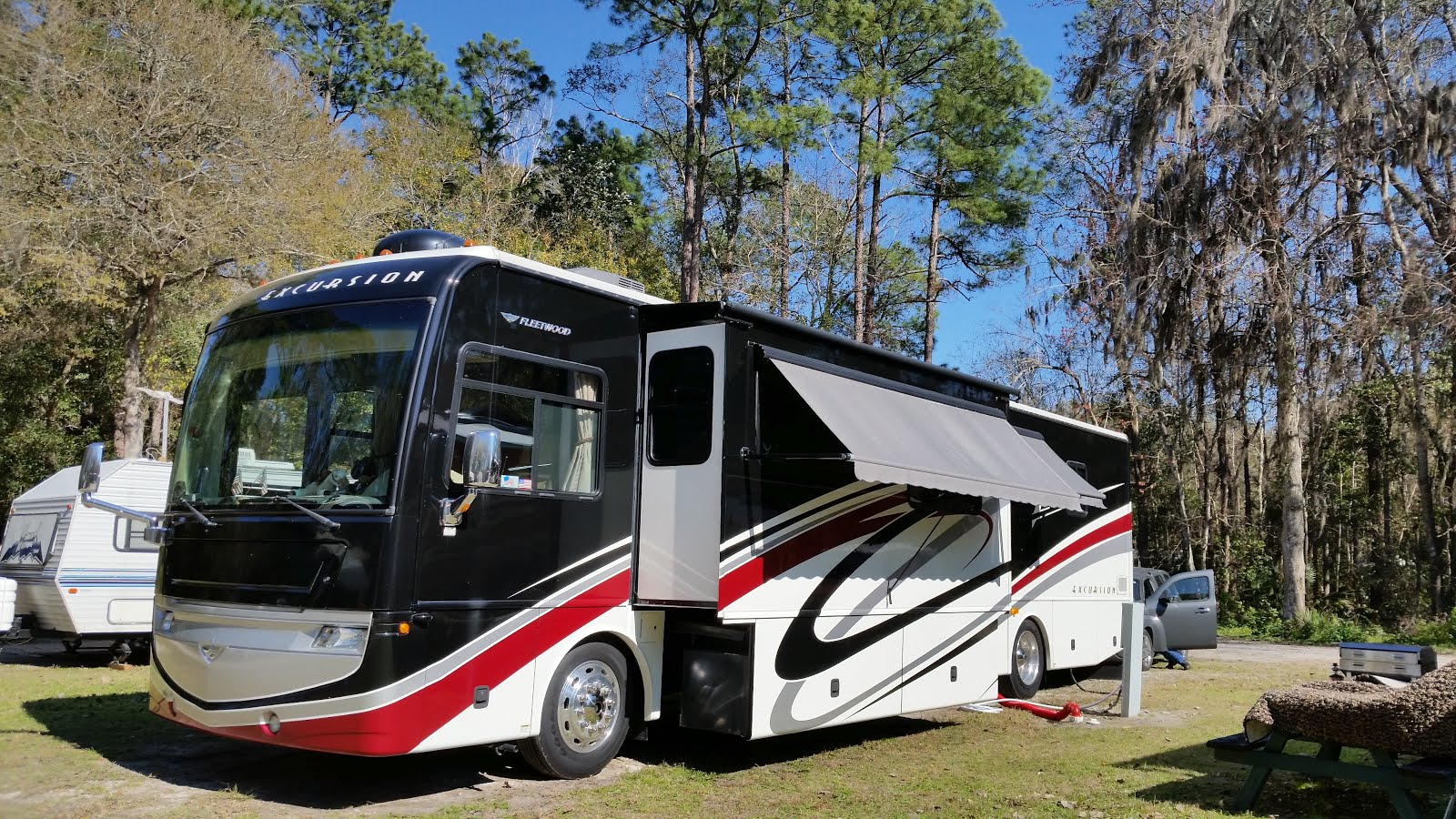 2015 Valentines Day in FL Our motorcoach