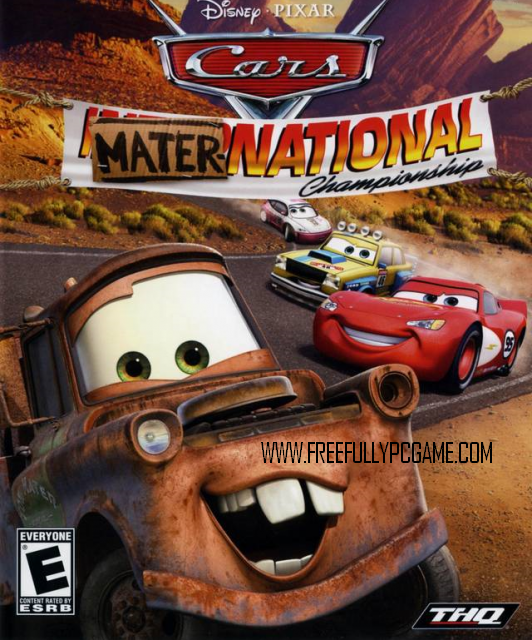 Cars Mater National Championship Pc Game Free Download Full Version