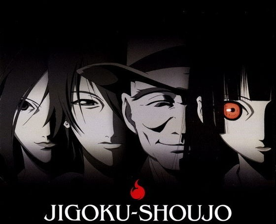 Resultado de imagem para jigoku no shoujo