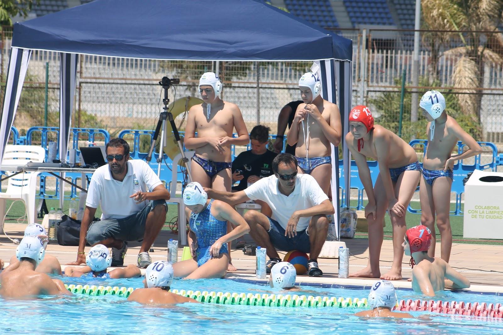 España grecia waterpolo resultado
