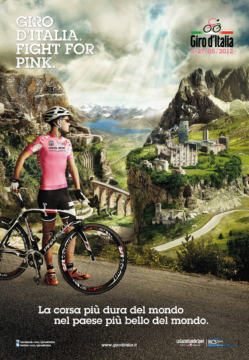 Giro d'Italia 2012  จบลงแล้วอย่างสนุกสนาน  - ThaiMTB com