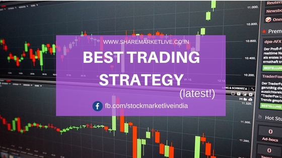 best strategy for intraday stock trading