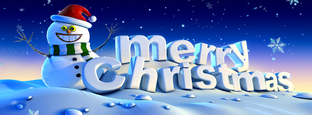 Merry Christmas 2017 Profile Cover Picture