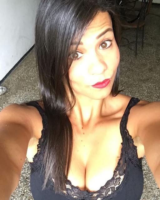Φωτογραφικό αφιέρωμα στην sexy φυσικοθεραπεύτρια της Deportivo Suchitepequez, Laura Bariatti