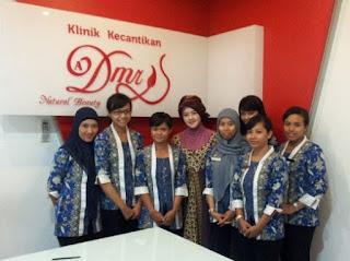 Klinik kecantikan DMR banjarmasin