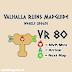(Weekly Update) Map Valhalla Ruins 80 MapGuide VR 80 Ragnarok Mobile Eternal Love