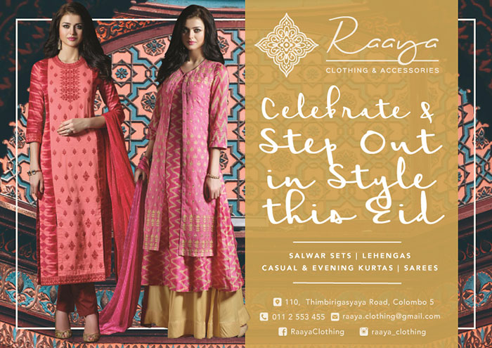 Step Out in Style This Eid | Raaya Clothing & Accessories