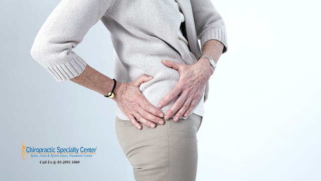 hip pain and back pain